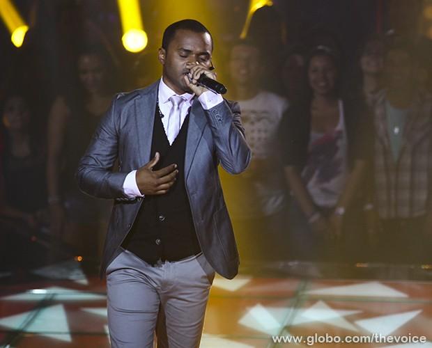 Herli Dias (Foto: Fabiano Battaglin/TV Globo)