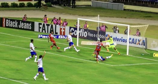 Preparar, apontar... (Ailton Cruz / Gazeta de Alagoas)