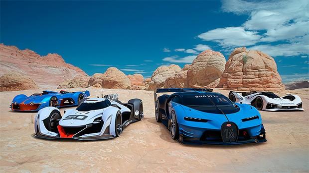 Gran Turismo Sport (Foto: Polyphony Digital)
