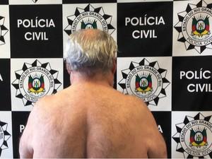 Resultado de imagem para Idoso é preso suspeito de estuprar filha na companhia de irmãos dela, na Paraíba
