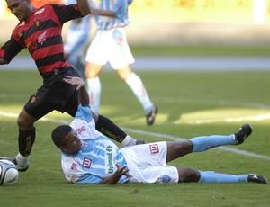 Paysandu e Sport se enfrentaram pela última vez pela Série B no ano de 2006 (Foto: Fernando Araújo)