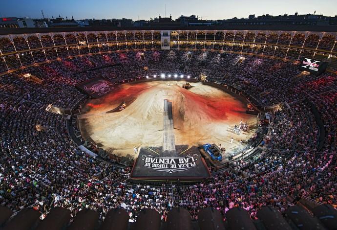 Uma das mais tradicionais etapas, Madri está no calendário de 2015 (Foto: Red Bull / Divulgação)