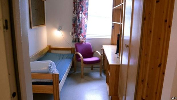 Sistema prisional norueguês diz focar esforços em reabilitação e não punição (Foto: AFP)