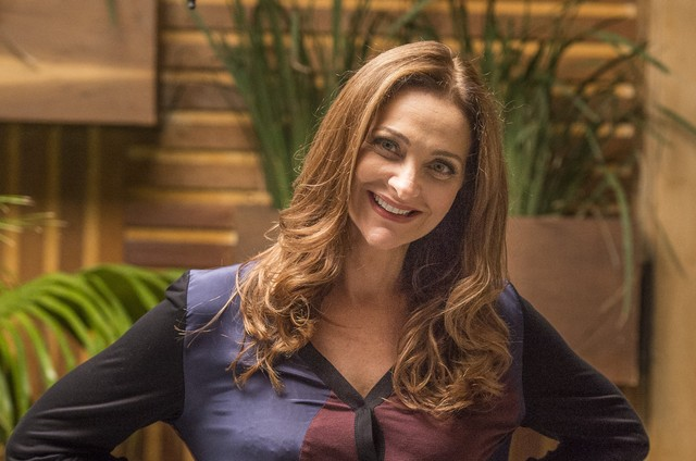 Alexandra Richter (Foto: Mauricio Fidalgo/TV Globo)