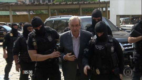 Eduardo Cunha escala Lula e Temer como suas testemunhas de defesa