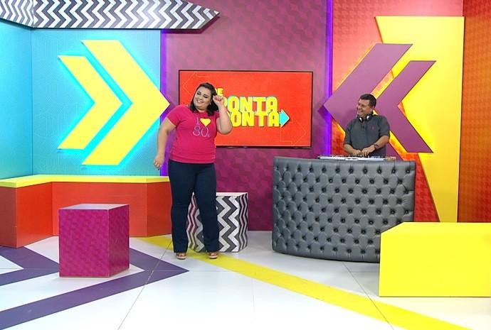 INTERAÇÃO DJ (Foto: De Ponta a Ponta / TV TEM)