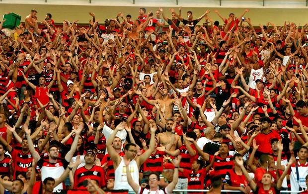 Flamengo joga com Goiás em setembro na Arena Pantanal