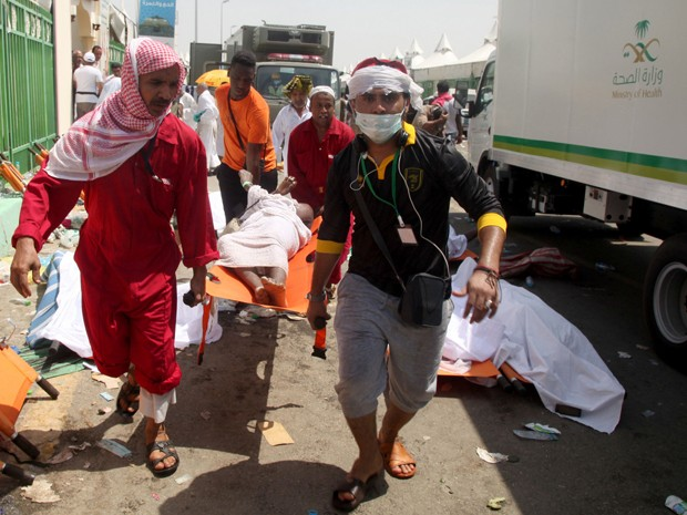 Tragédia ocorreu na última quinta-feira (24) (Foto: AFP Photo/STR)