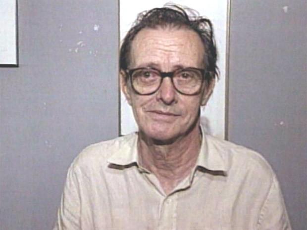 O artista plástico Marcelo Grassmann morreu aos 87 anos  (Foto: Reprodução/EPTV)