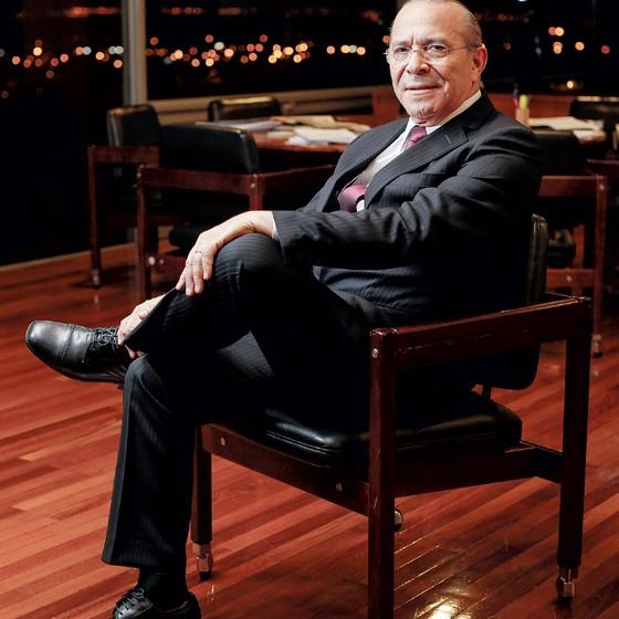Eliseu Padilha ministro chefe da Casa Civil (Foto: Sérgio Lima/ÉPOCA)