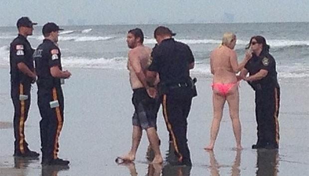 gajas na praia professora sexo