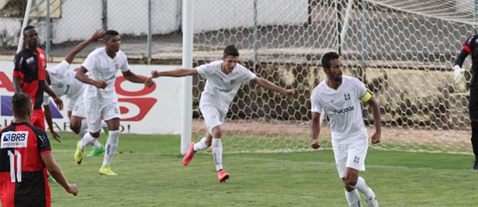 Romarinho, do Ceilândia, é o artilheiro isolado do Candangão com 4 gols (Foto: Divulgação / ceilandiaec.com.br)