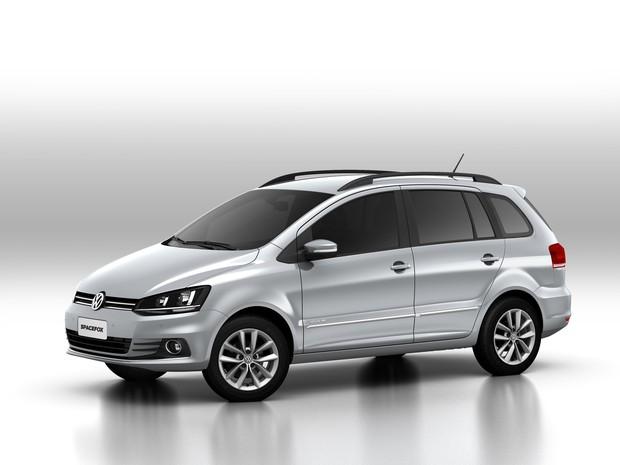 Volkswagen SpaceFox (Foto: Divulgação)