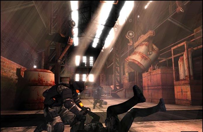 Splinter Cell requer paciência e pensamento estratégico (Foto: Reprodução)