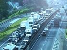 Rodovias da região devem receber 615 mil veículos no carnaval