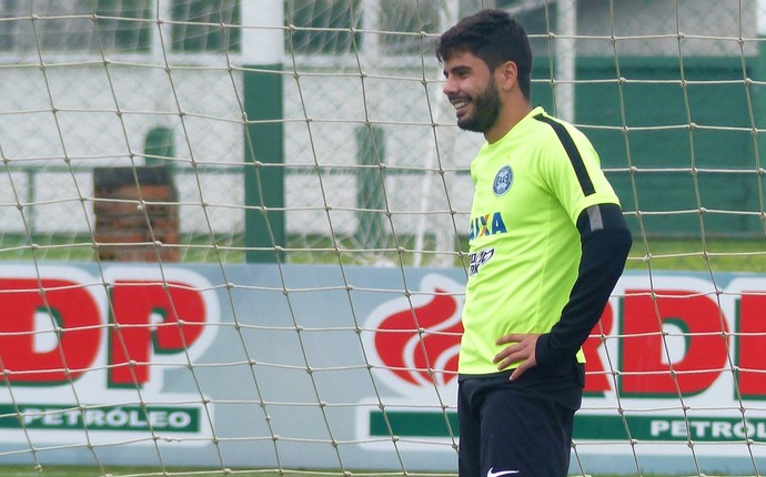 Henrique Almeida Coritiba (Foto: Monique Silva)