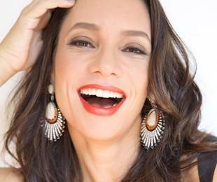 Amandha Lee diz que quer voltar à TV e elogia o marido, Nalbert (Reprodução)