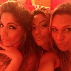 Ex-BBBs Anamara, Monique e Marien (Foto: Instagram/ Reprodução)