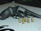 Jovens são detidos suspeitos de roubo de veículo em Uberlândia