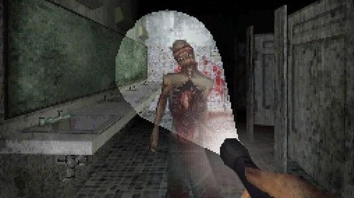 O Dementium: The Ward original para Nintendo DS foi um dos jogos mais ousados do portátil (Foto: Destructoid)