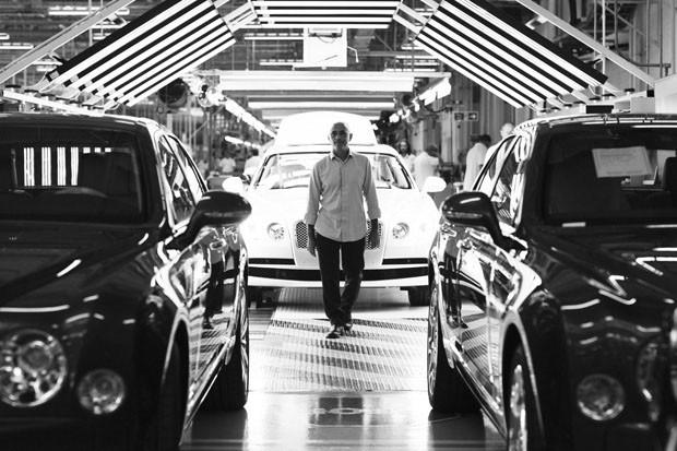 Bentley Elements (Foto: Luc Coiffait / divulgação)