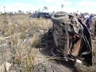 Duas pessoas morrem após veículo capotar na BR-316 no Sul do Piauí