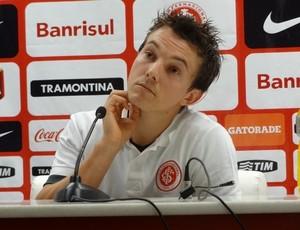Dagoberto atacante Inter (Foto: Tomás Hammes / Globoesporte.com)