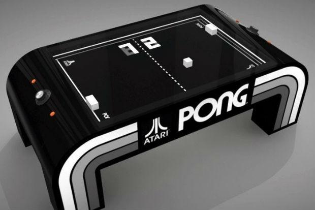 PONG (Foto: Reprodução)