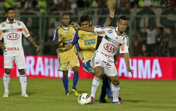 João Vitor Palmeiras  (Foto: Jarbas Oliveira / Ag. Estado)