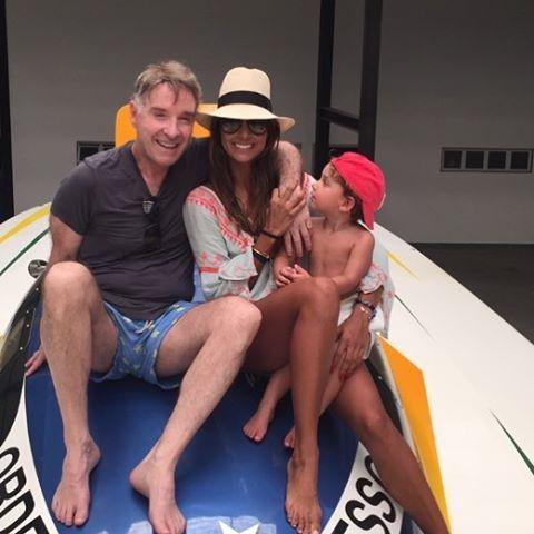 Flávia Sampaio e Eike Batista (Foto: Reprodução / Instagram)