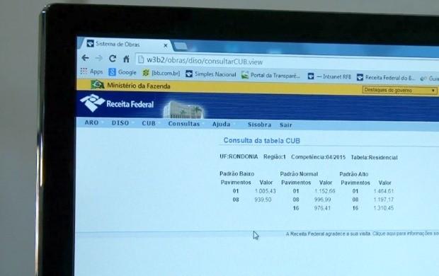 Telejornal dá dicas para declarar Imposto de Renda (Foto: Rondônia TV)
