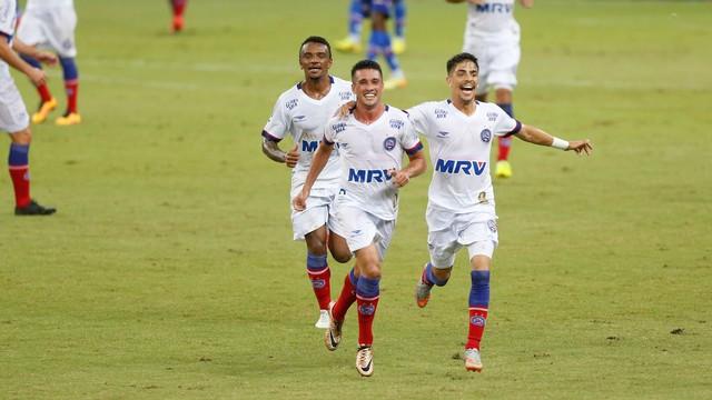 Fortaleza x Bahia - Copa do Nordeste 2016 - globoesporte.com 906bed3a07047
