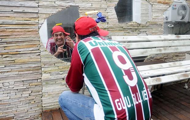 Jogo inesquecível do Sergio Malandro (Foto: André Durão / Globoesporte.com)