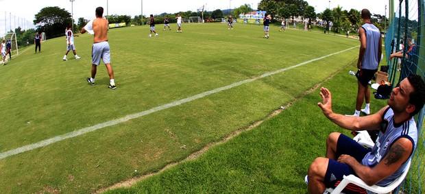 fred fluminense atibaia (Foto: Nelson Perez/FluminenseFC)