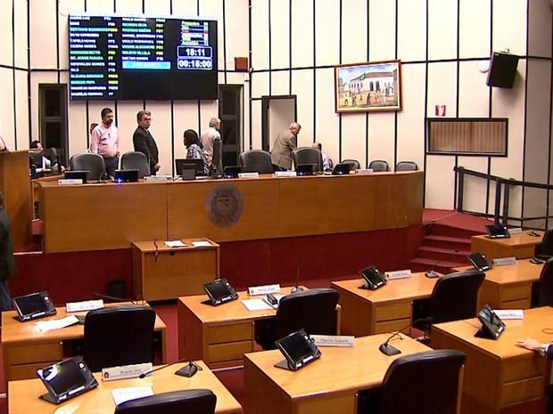 Com nove vereadores investigados, Operação Sevandija 'desfalca' Câmara de Ribeirão Preto (Foto: Reprodução/EPTV)