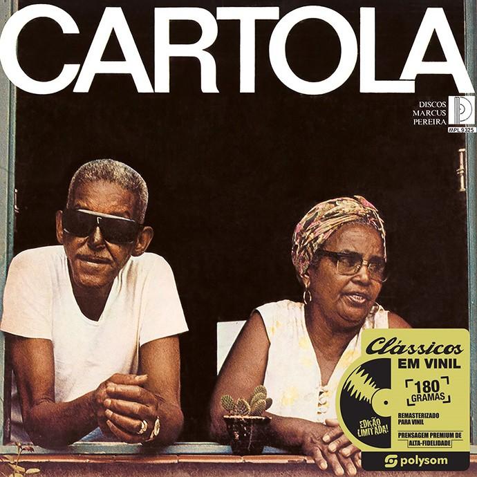 Cartola 1976 (Foto: Divulgação)
