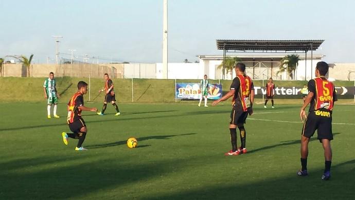 Globo FC x Vitória da Conquista (Foto: Canindé Pereira/Divulgação)