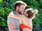 Miley Cyrus e Liam Hemsworth não vão se casar agora, diz revista