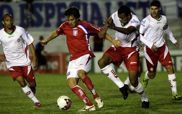 Guaratinguetá x Boa Esporte (Foto: Fabio Rubinato / Ag. Estado)