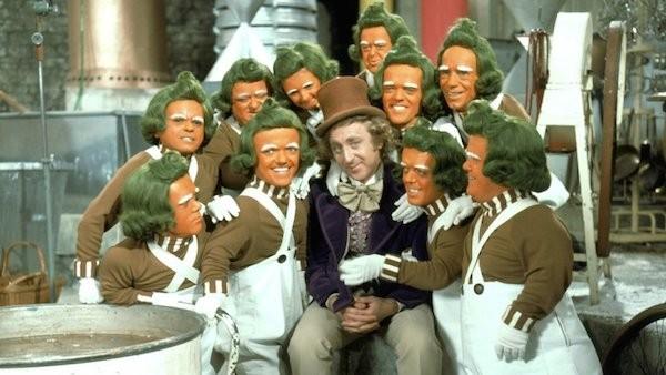 Gene Wilder em 'A Fantástica Fábrica de Chocolates' (1971) (Foto: Reprodução)