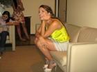 'A minha roupa não fede não', diz Kamilla, eliminada do 'BBB13'
