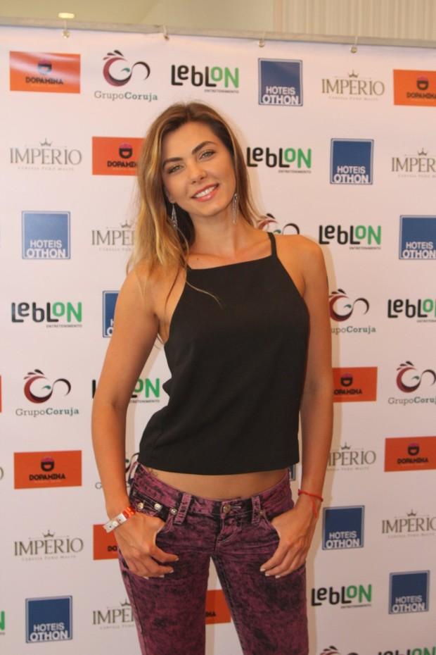 Leticia Datena (Foto: AgNews  / AgNews)