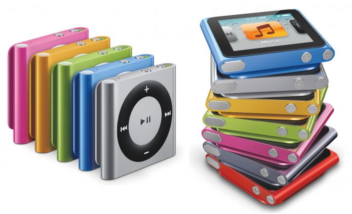 iPod Shuffle é um presente excelente para o seu namorado que ama música (Foto: Divulgação/Apple)  (Foto: iPod Shuffle é um presente excelente para o seu namorado que ama música (Foto: Divulgação/Apple) )