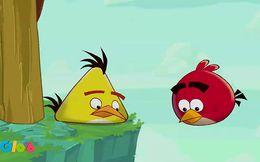 Confira um trecho do primeiro episódio de Angry Birds Toons