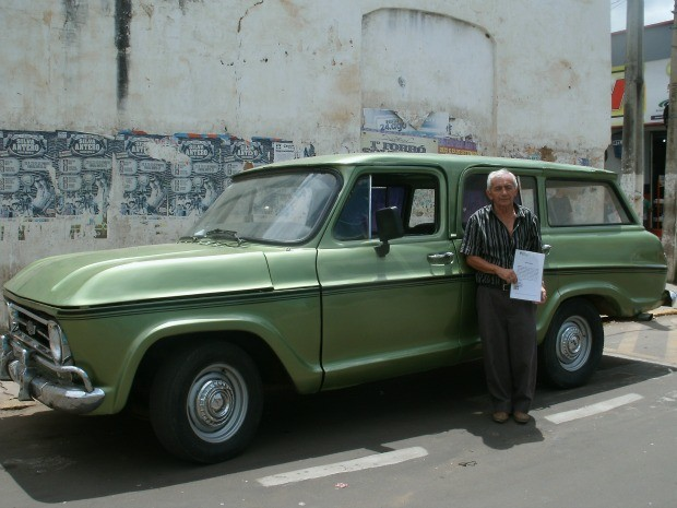 Carro Luiz Gonzaga, Crato, Veraneio, Exu (Foto: Yaçanã Neponucena/Agência Diário)
