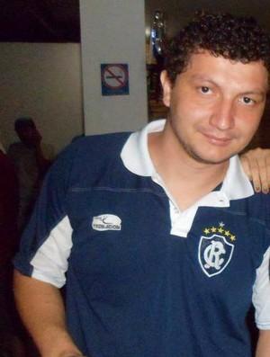 Marcus Faria (Foto: Arquivo pessoal)