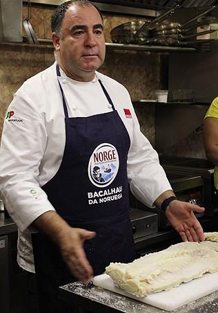 Chef Vitor Sobral (Foto: Cristiane Senna/Editora Globo)