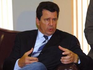 Ivo Cassol, governador de Rondônia (Foto: Fábio Rodrigues Pozzebom/Agência Brasil)