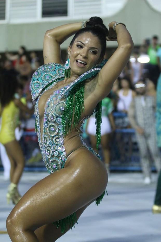 Monique Rizzeto  (Foto: Daniel Pinheiro /AgNews )