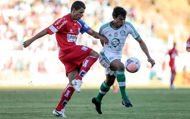 Vinícius Palmeiras e Murilo Guaratingueta (Foto: Miguel Schincariol / Ag. Estado)